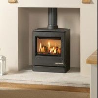 Yeoman CL5 Gas Stove Superb flame picture