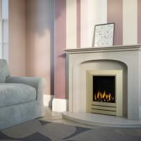 Denton Fireplace