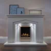 Merrydale Tudor Fireplace Suite