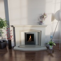 New England Suite In Limestone With Mocca Duo.