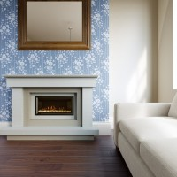 Orchard Marble or Stone Fireplace Suite