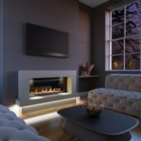 Wilshire Fireplace