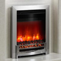 ember electric inset fire