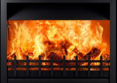 outdoor fire
